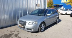 Audi A3 SB Attraction 2,0 TDI DPF DSG