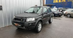 Land Rover Freelander Softback 2,0 Td4 Sport